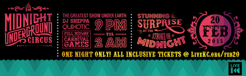 Midinight Underground Circus